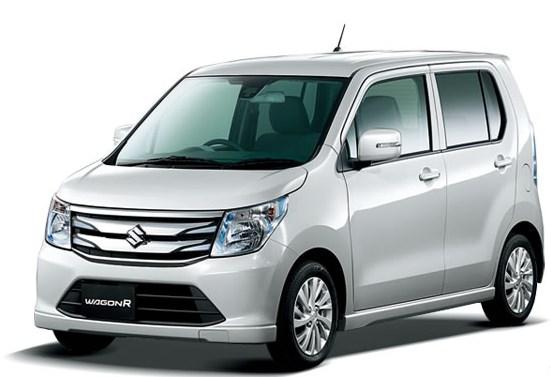 ワゴンR(引用:http://www.suzuki.co.jp/car/wagonr/)