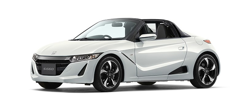 ホンダ S660(引用:http://www.honda.co.jp/S660/)