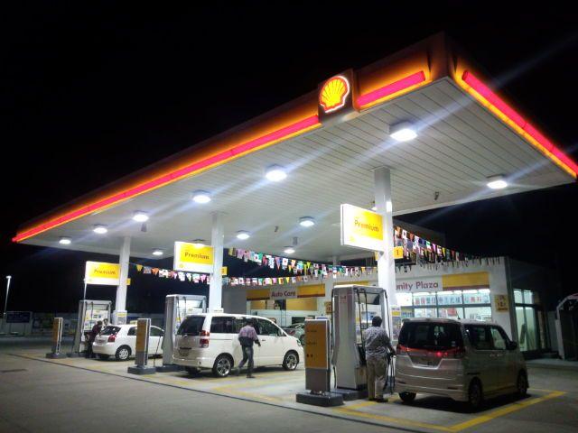 ガソリンスタンドの再編